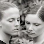 Girls - Modeller fotograferade av Modefotograf Peter Lindberg Göteborg