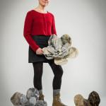 Konstnär Helene Johansson - Fotograf Peter Lindberg
